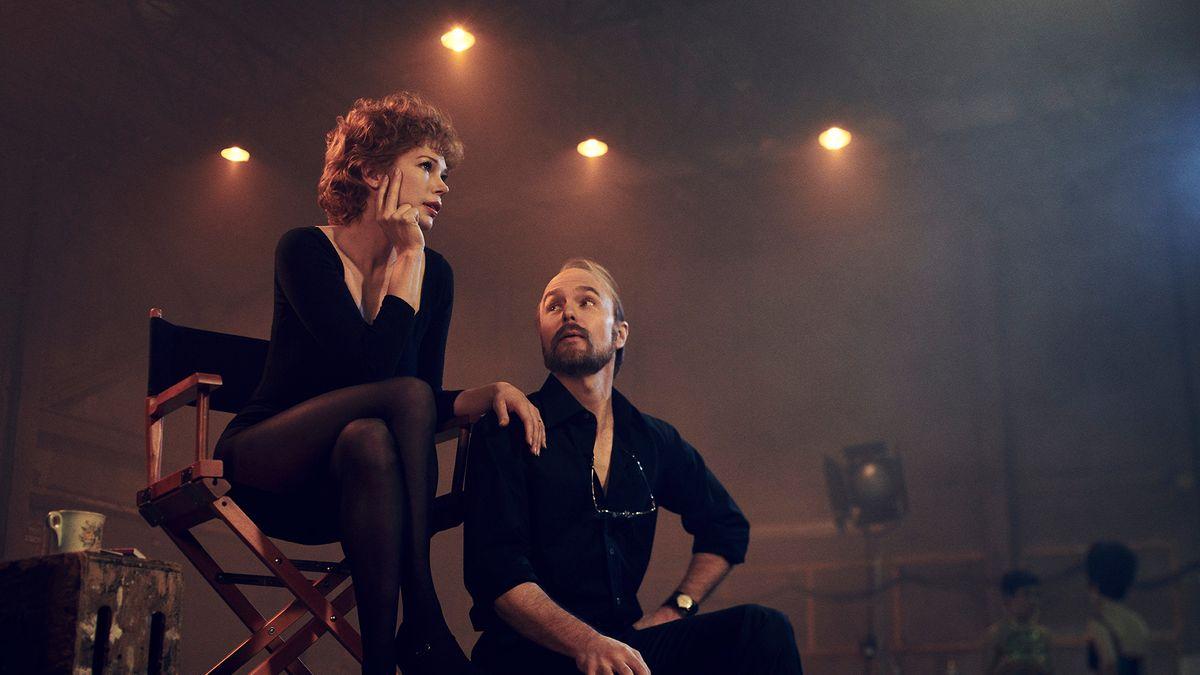 """Starbesetzt: Michelle Williams (l.) und Sam Rockwell in der Miniserie """"Fosse/Verdon"""""""