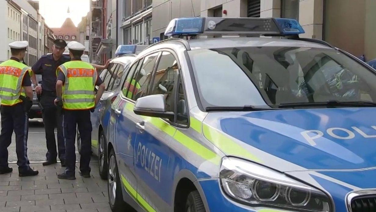 Die Nürnberger Polizei