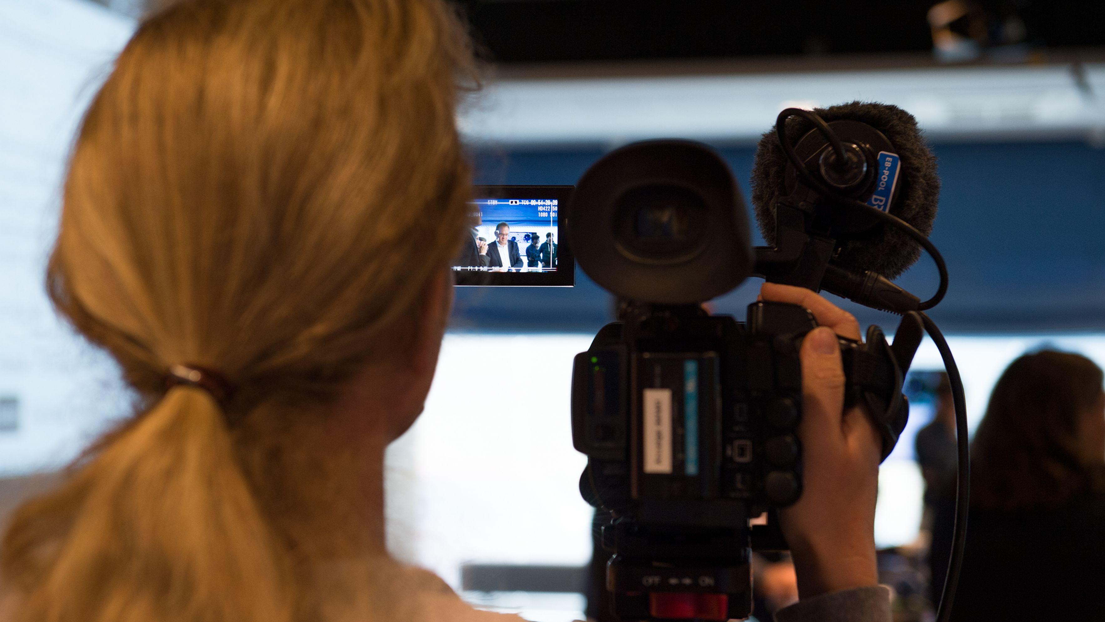An den Schaltzentralen von Medien, Kultur und Film sind Frauen weiterhin Mangelware.