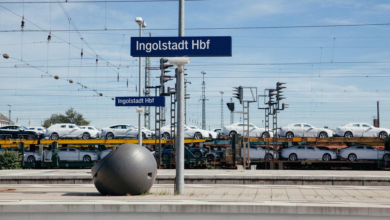 Hauptbahnhof Ingolstadt