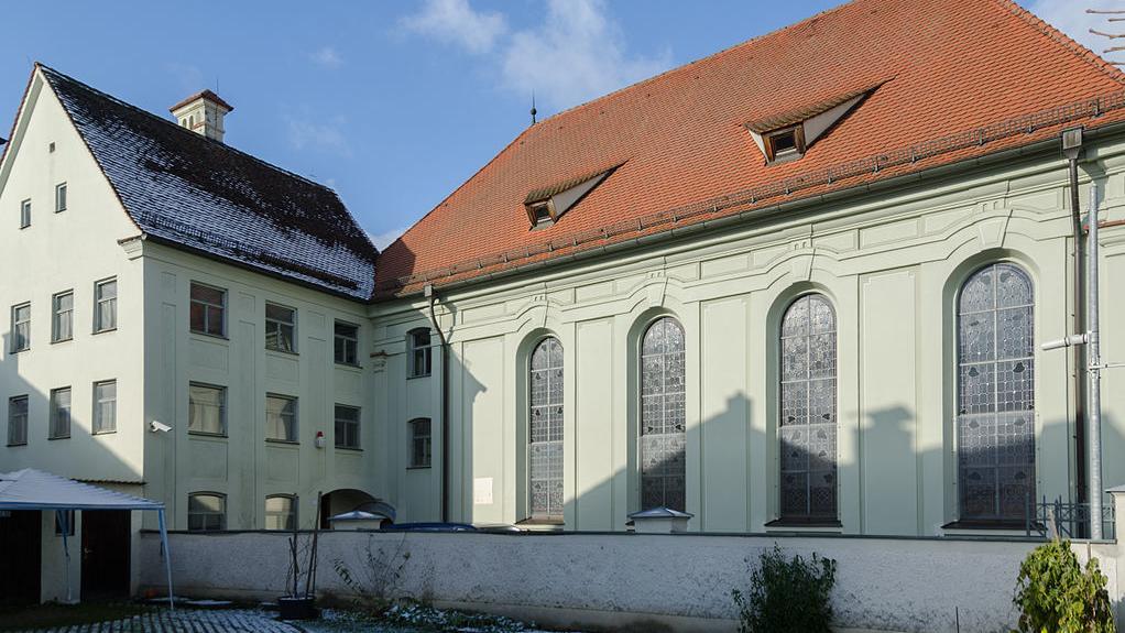 """Ehemalige Synagoge """"Haus der Begegnung"""" Ichenhausen"""