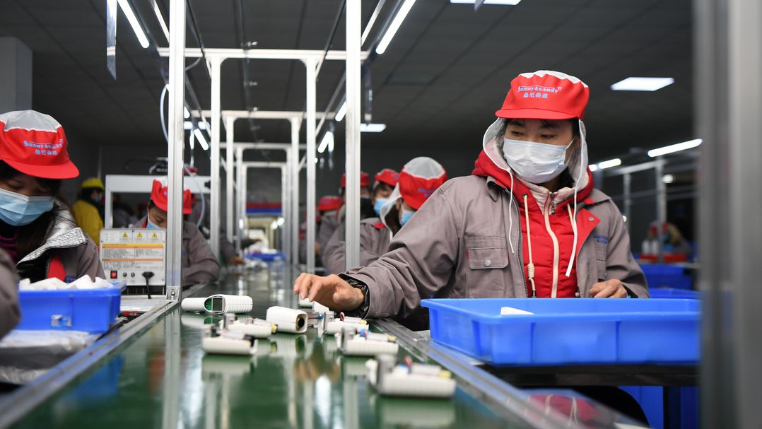 Produktion in China