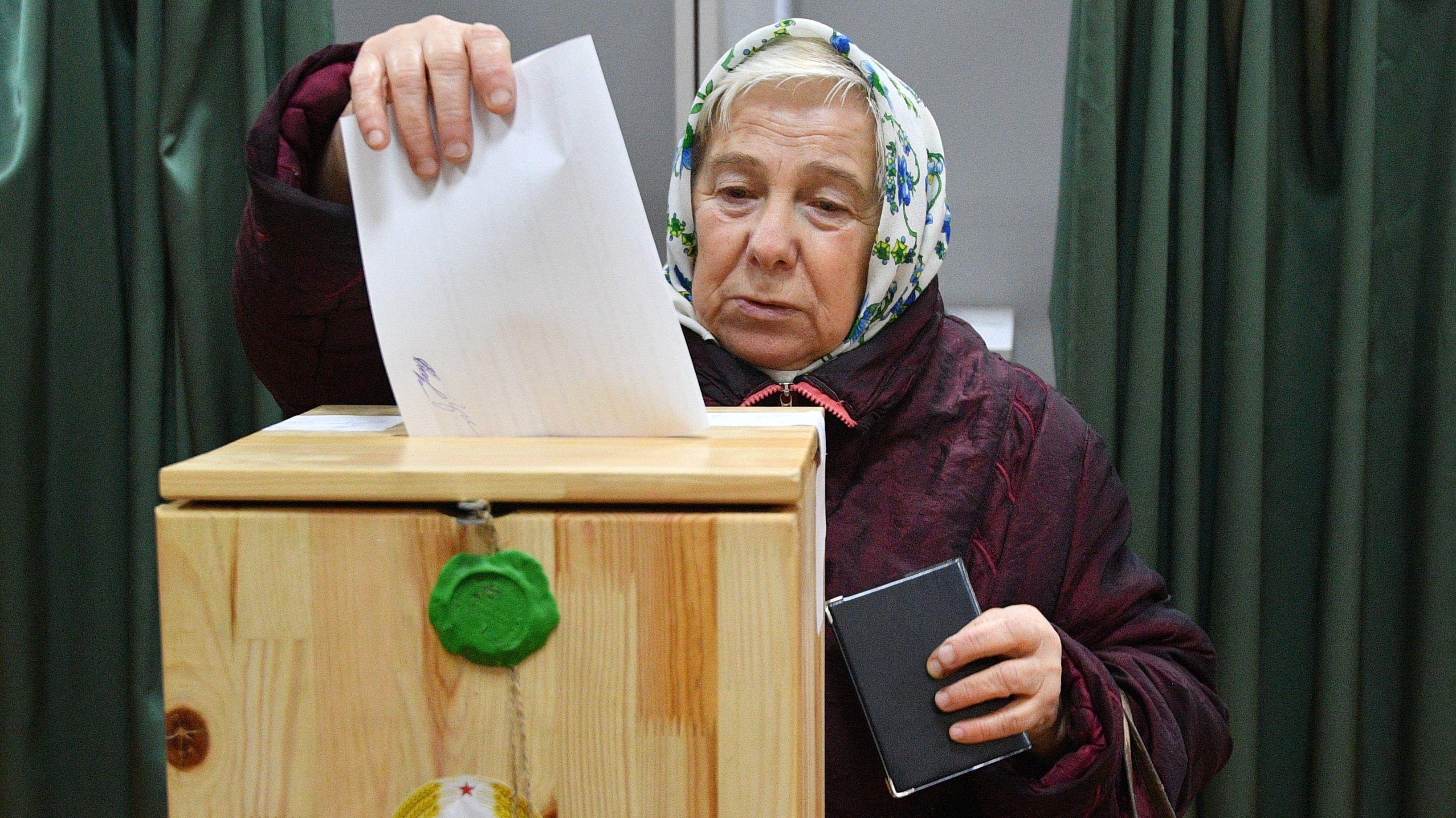 Wahlen in Weißrussland