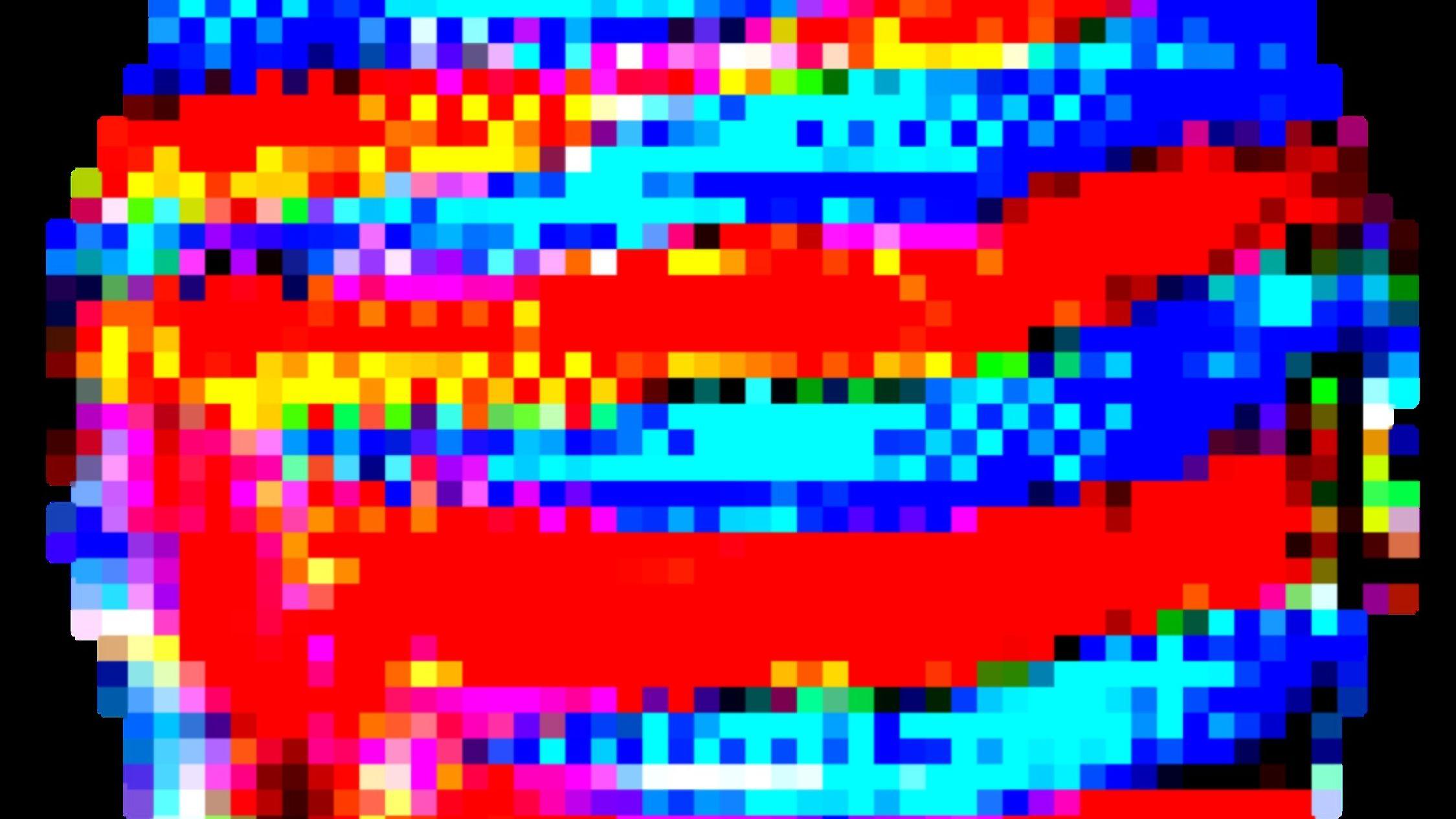 In der Forschungsarbeit verwendetes Farbmuster