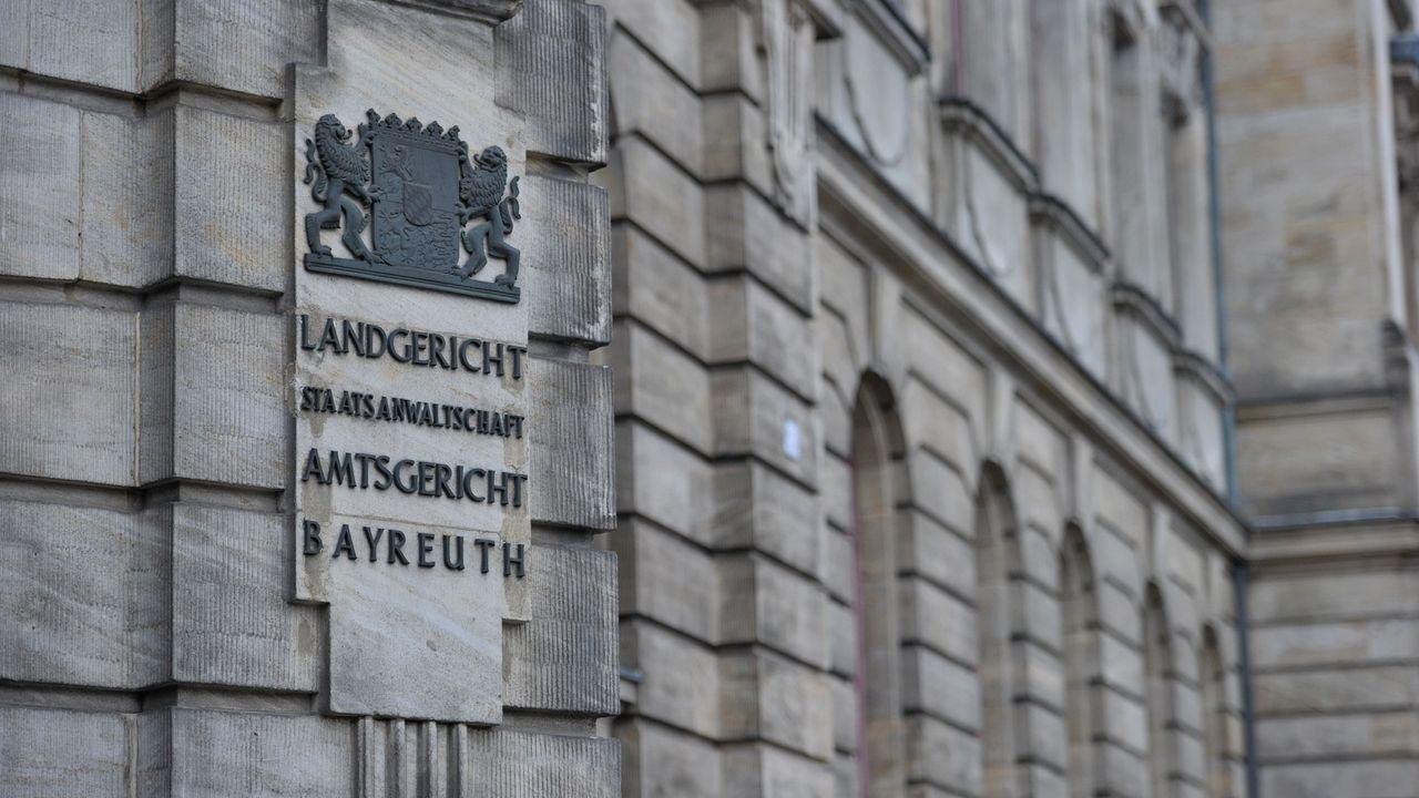 Gebäude des Landgerichts Bayreuth