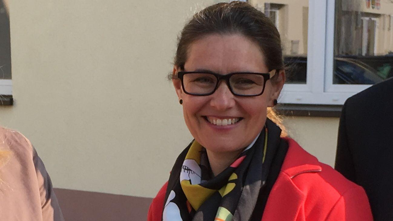CSU-Landratskandidatin Sabine Sitter