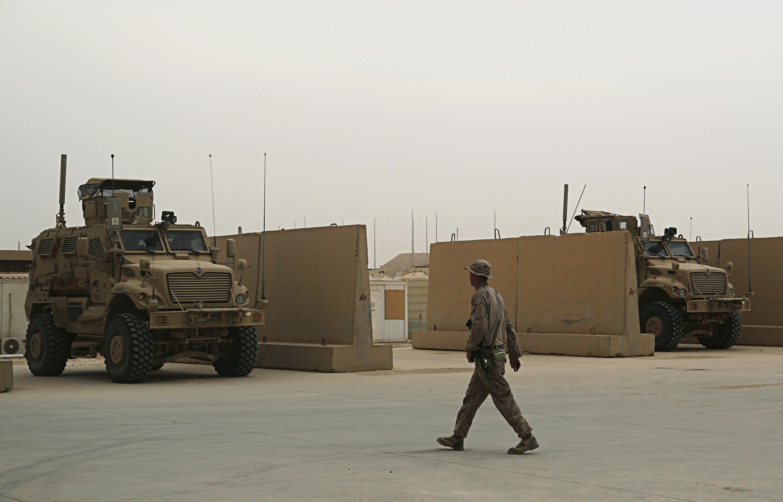 Iran feuerte 22 Raketen auf Stützpunkte amerikanischer Soldaten im Irak