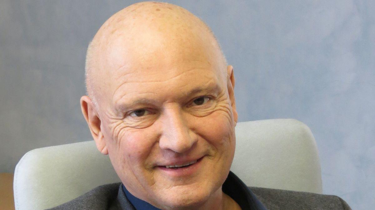 Chefarzt Prof. Dr. Wolfgang Schreiber