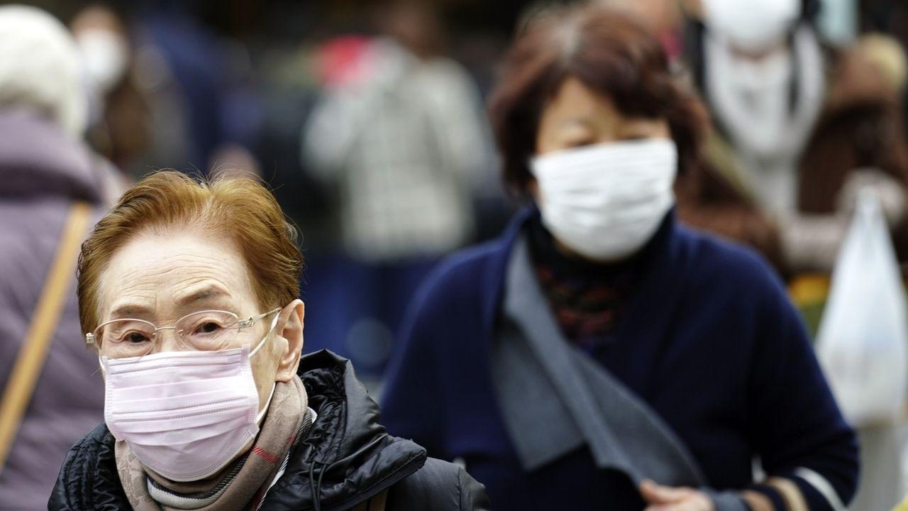 Coronavirus aus China auch in Japan nachgewiesen