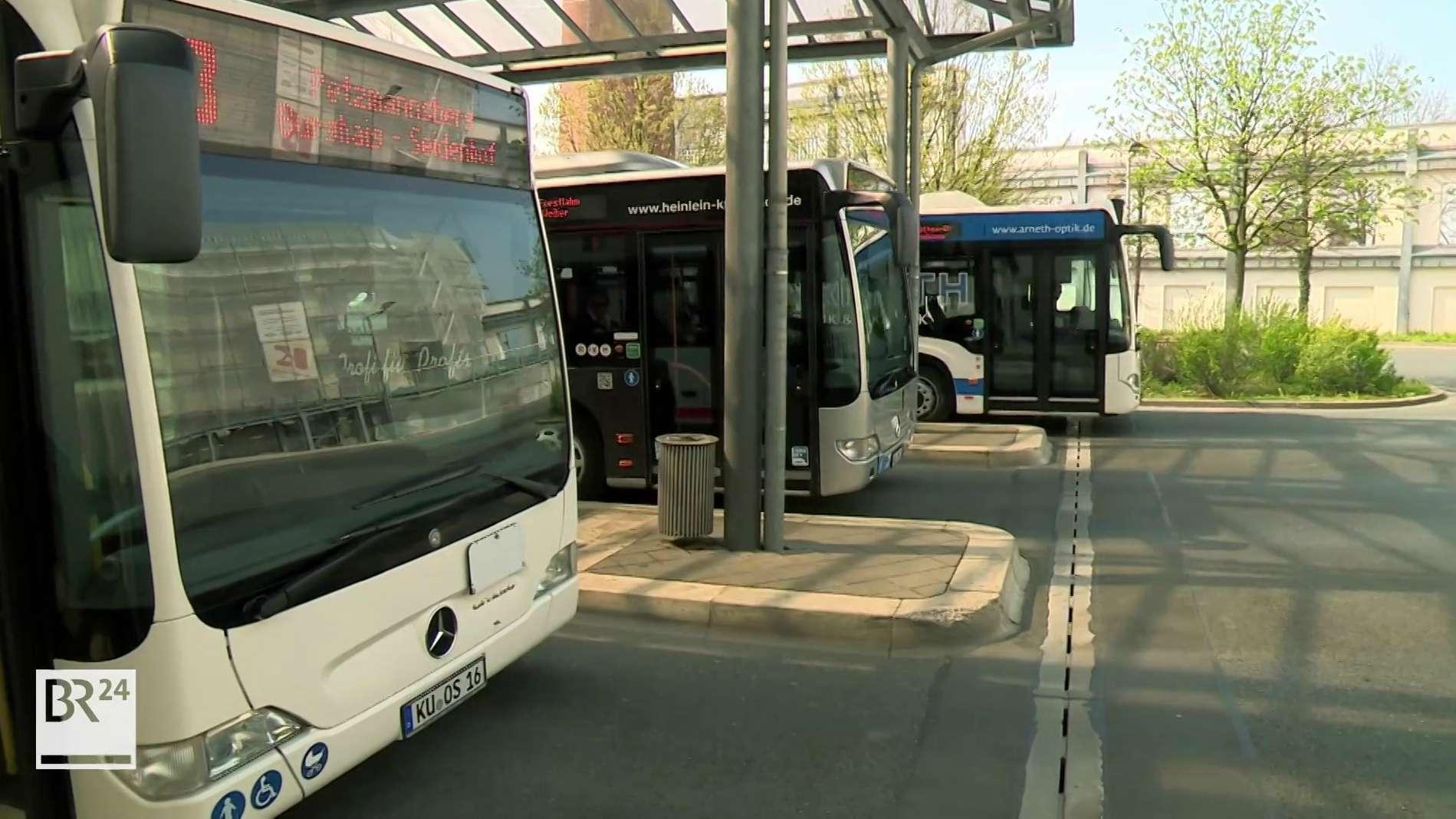 Busunternehmer unter Druck