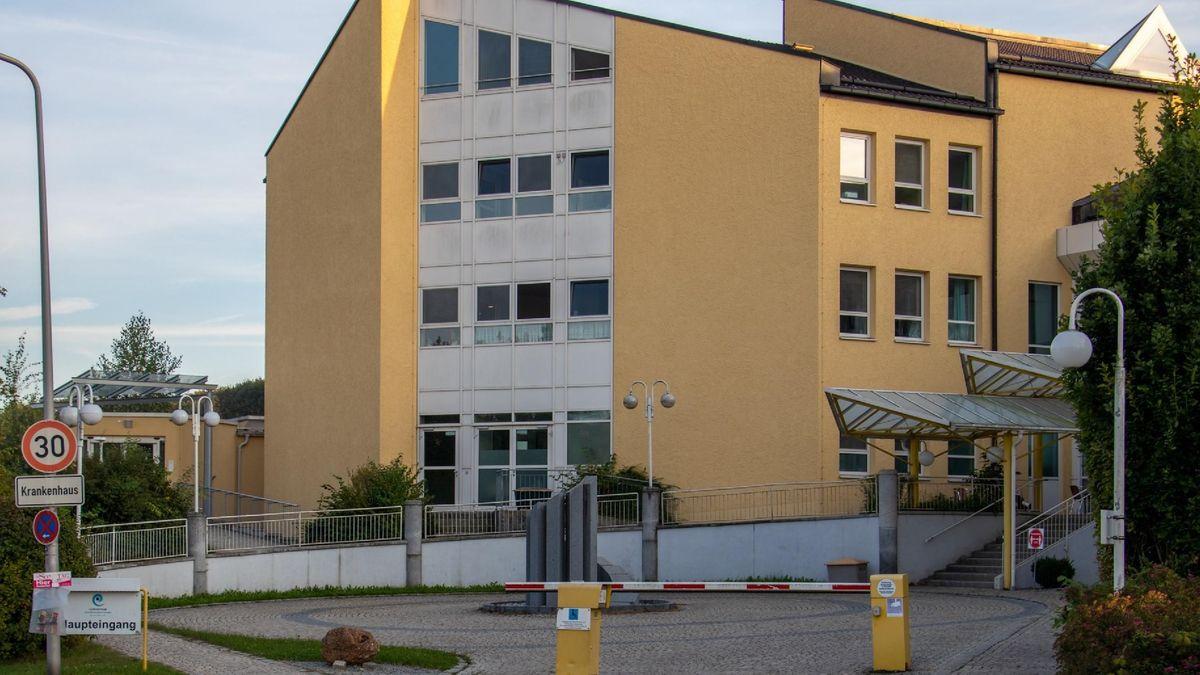 Das Krankenhaus in Vilshofen