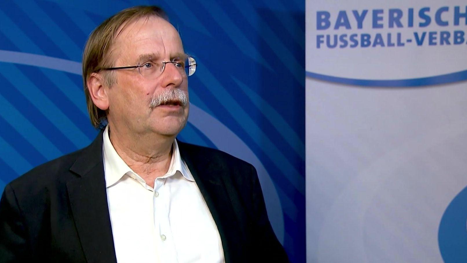 DFB-Vize und BFV-Präsident Rainer Koch