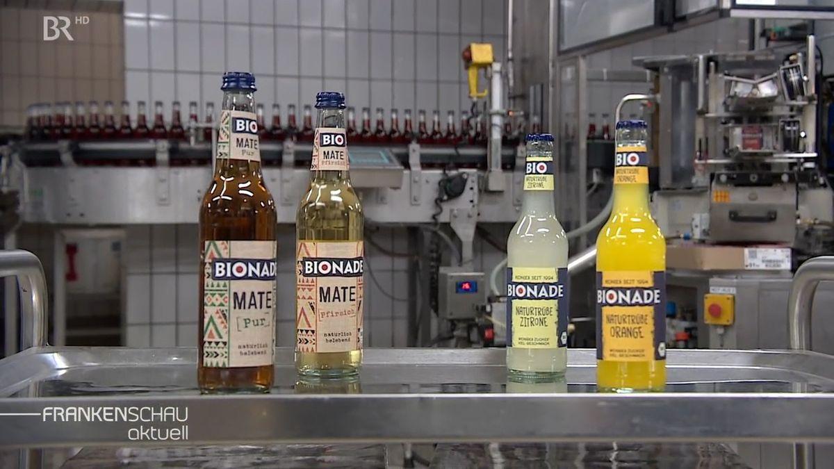 Bionade-Limo wieder Marktführer
