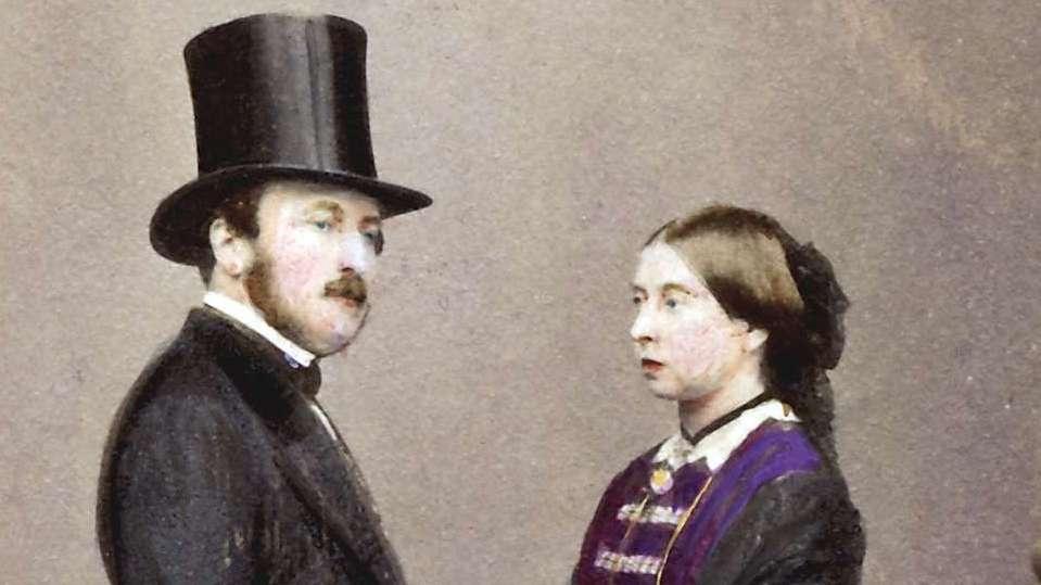 Albert und Victoria