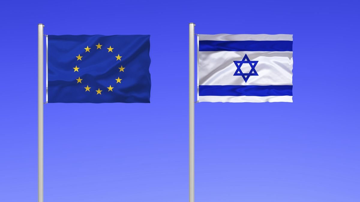 Symbolbild Israel Europa