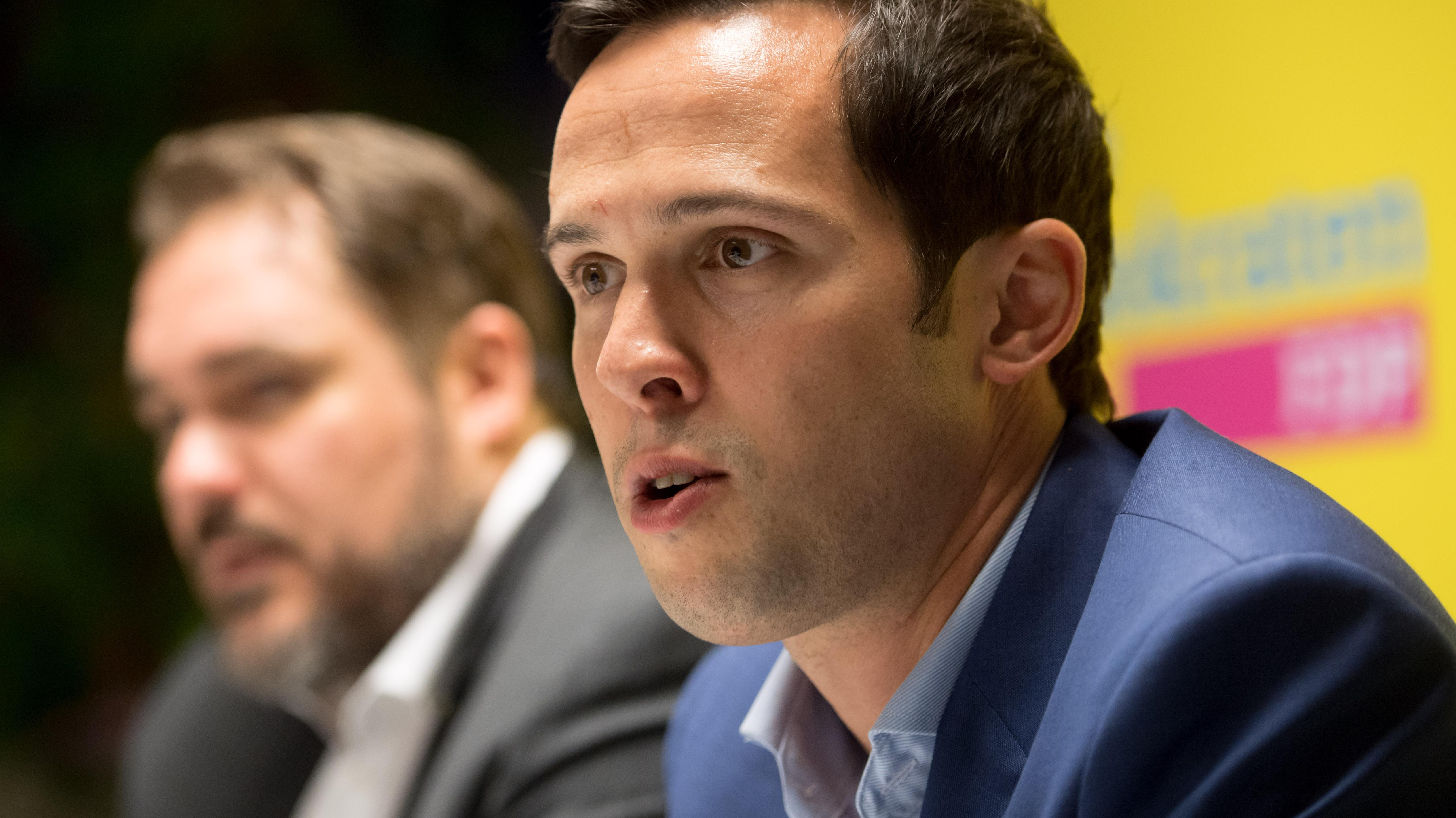Martin Hagen, FDP-Fraktionschef im Bayerischen Landtag/Archiv