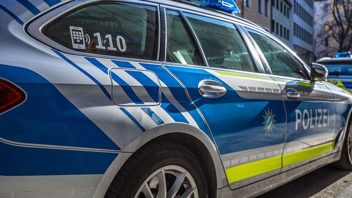 Polizeieinsatz in München (Archivbild).