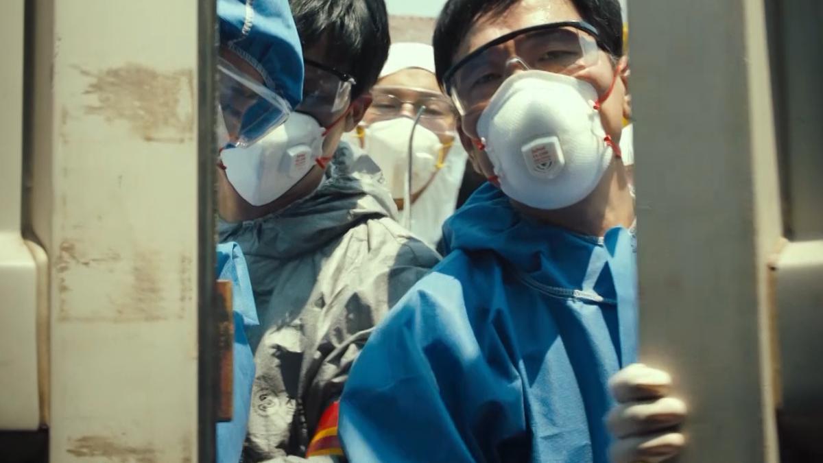 "Grausige Funde in Südkorea: ""Pandemie""-Filmszene"