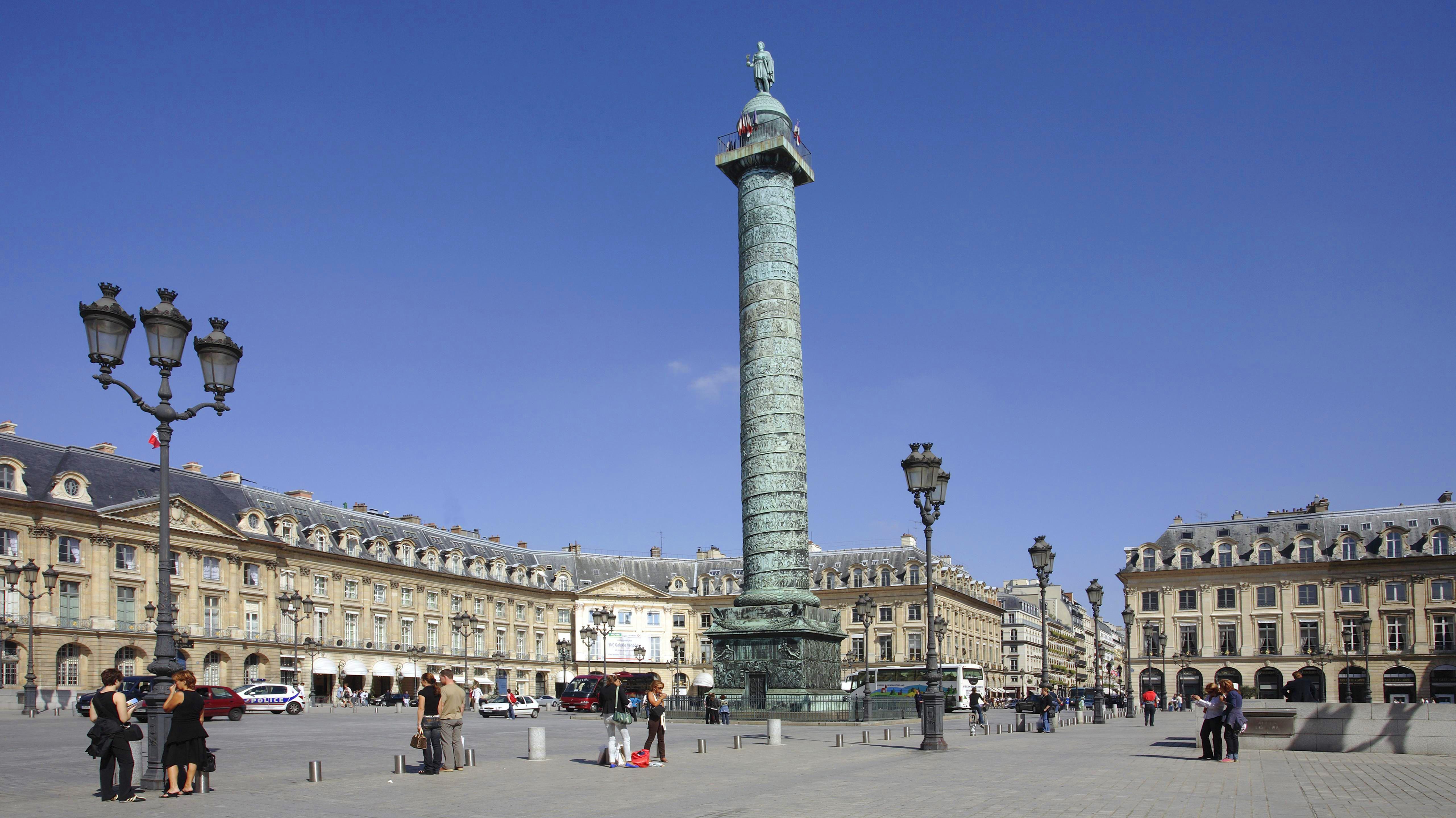 Die Roadshow der Salzburger Festspiele in Paris an exquisitem Ort, direkt am noblen Place Vendôme.