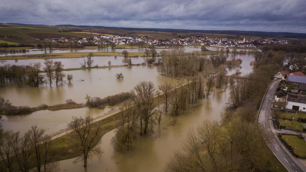 Hochwasser Kelheim
