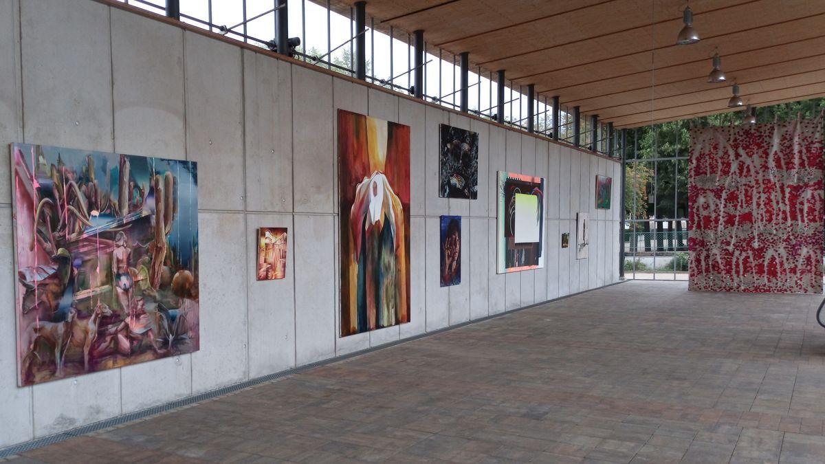 """Bilder der """"Ansbach Contemporary"""""""