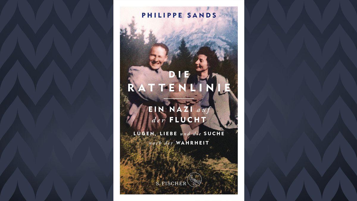 Knapp 550 Seiten, 25 Euro: Das neue Buch von Philippe Sands