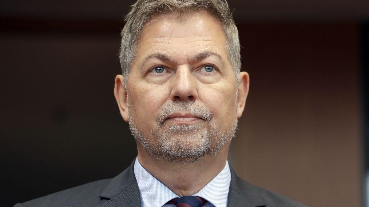 Christof Gramm, Präsident des MAD
