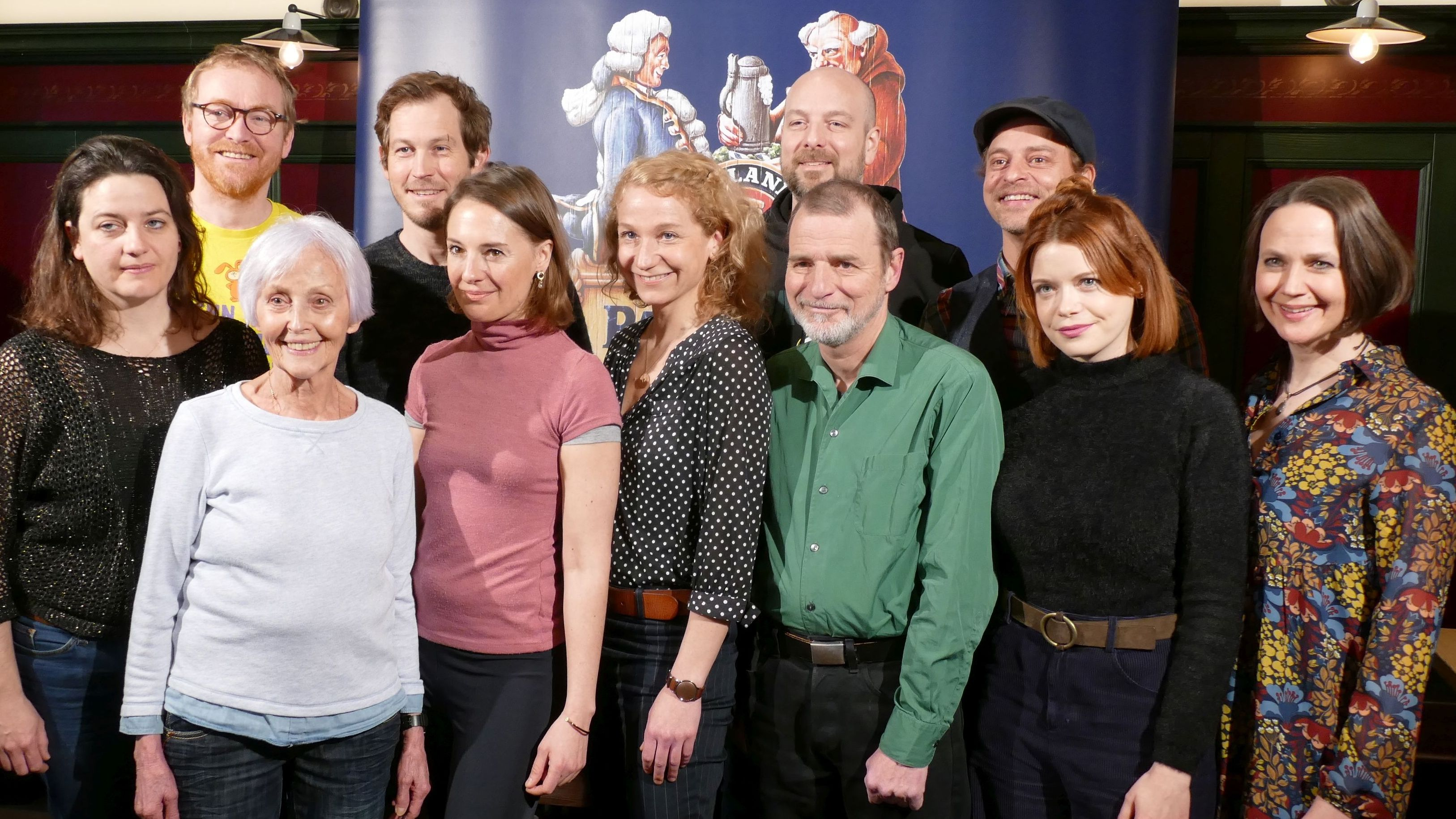Das Nockherberg-Ensemble