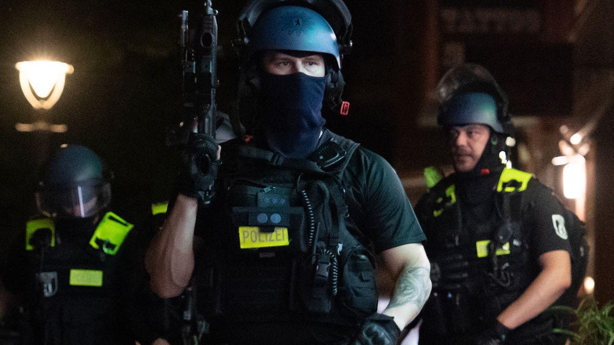 Sondereinsatzkommando der Berliner Polizei