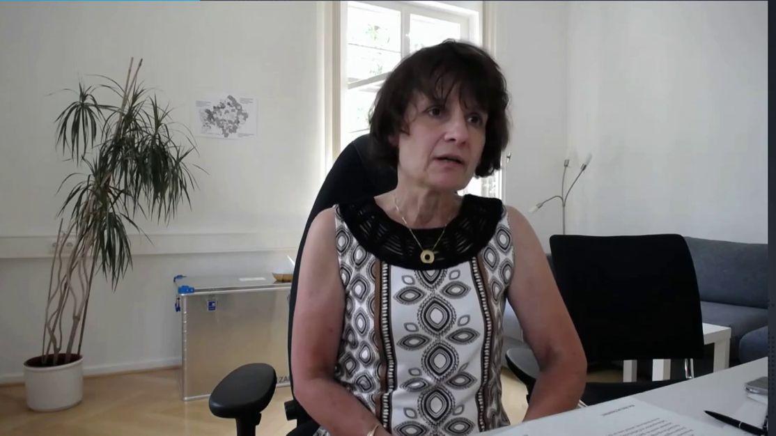 Dr. Simona Kralik, Leiterin Krisendienstes Unterfranken,
