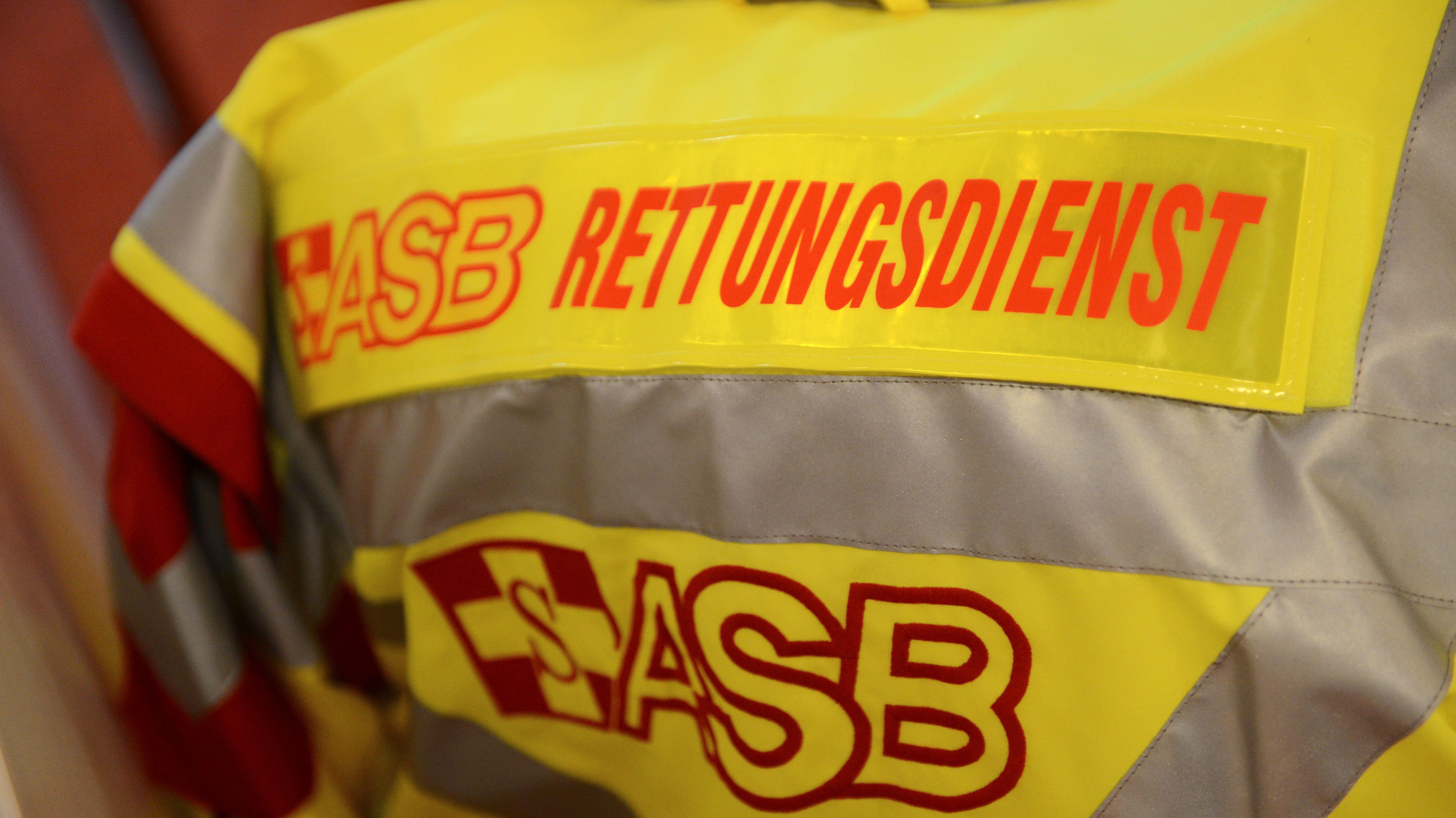 Logo des Arbeiter-Samariter-Bundes (ASB)