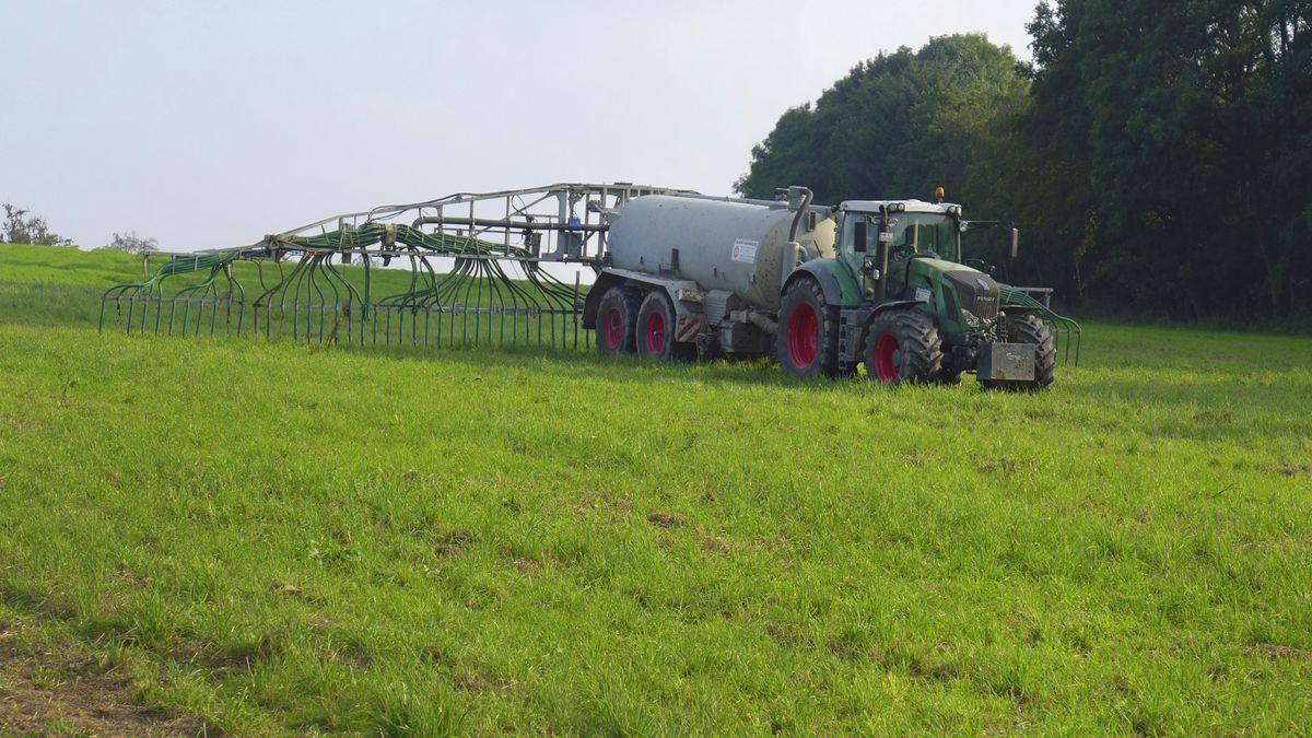 Vielen Landwirten gehen die neuen Düngeregeln zu weit.