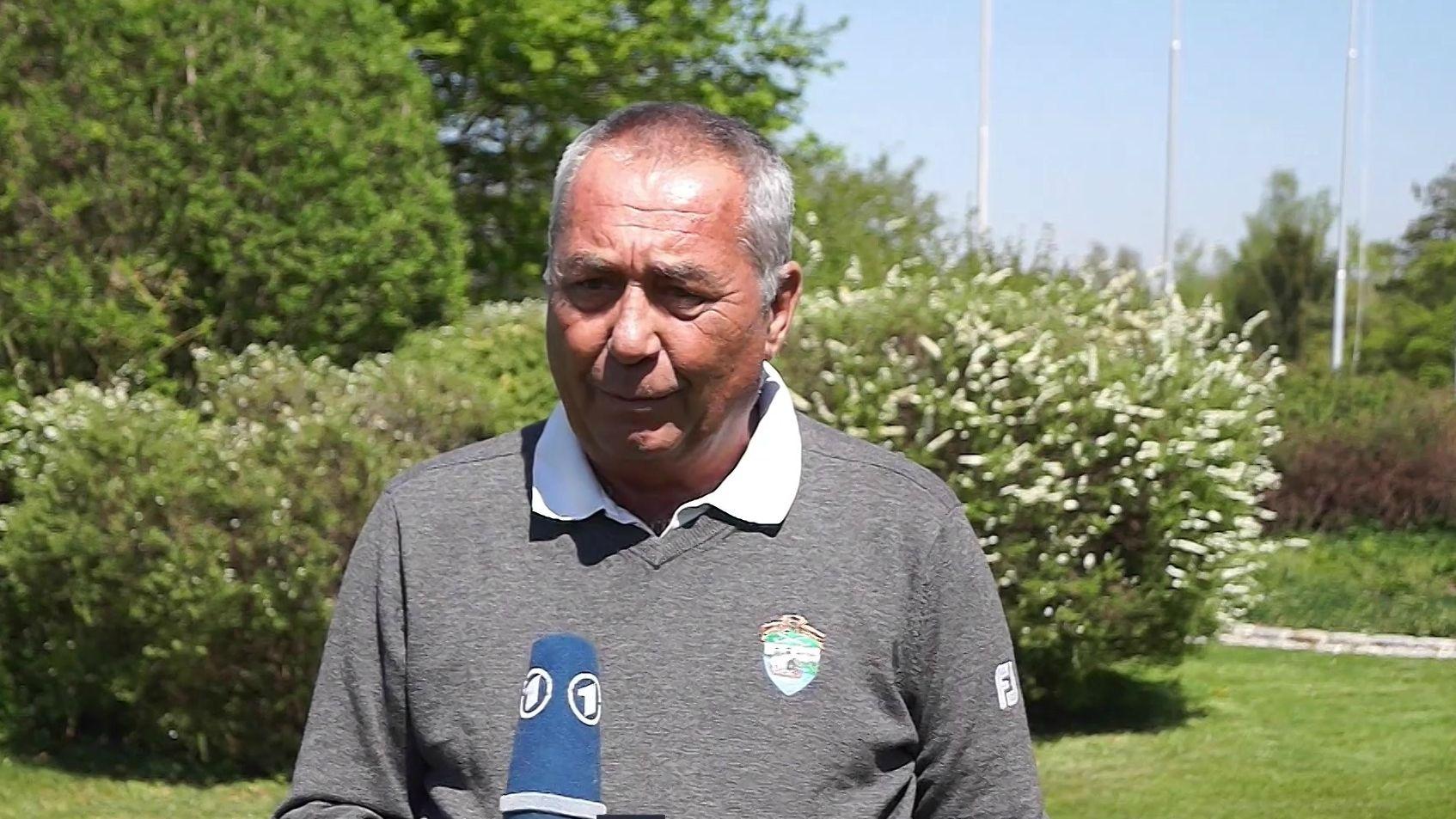 Werner Proebstl, Präsident Golfclub Starnberg