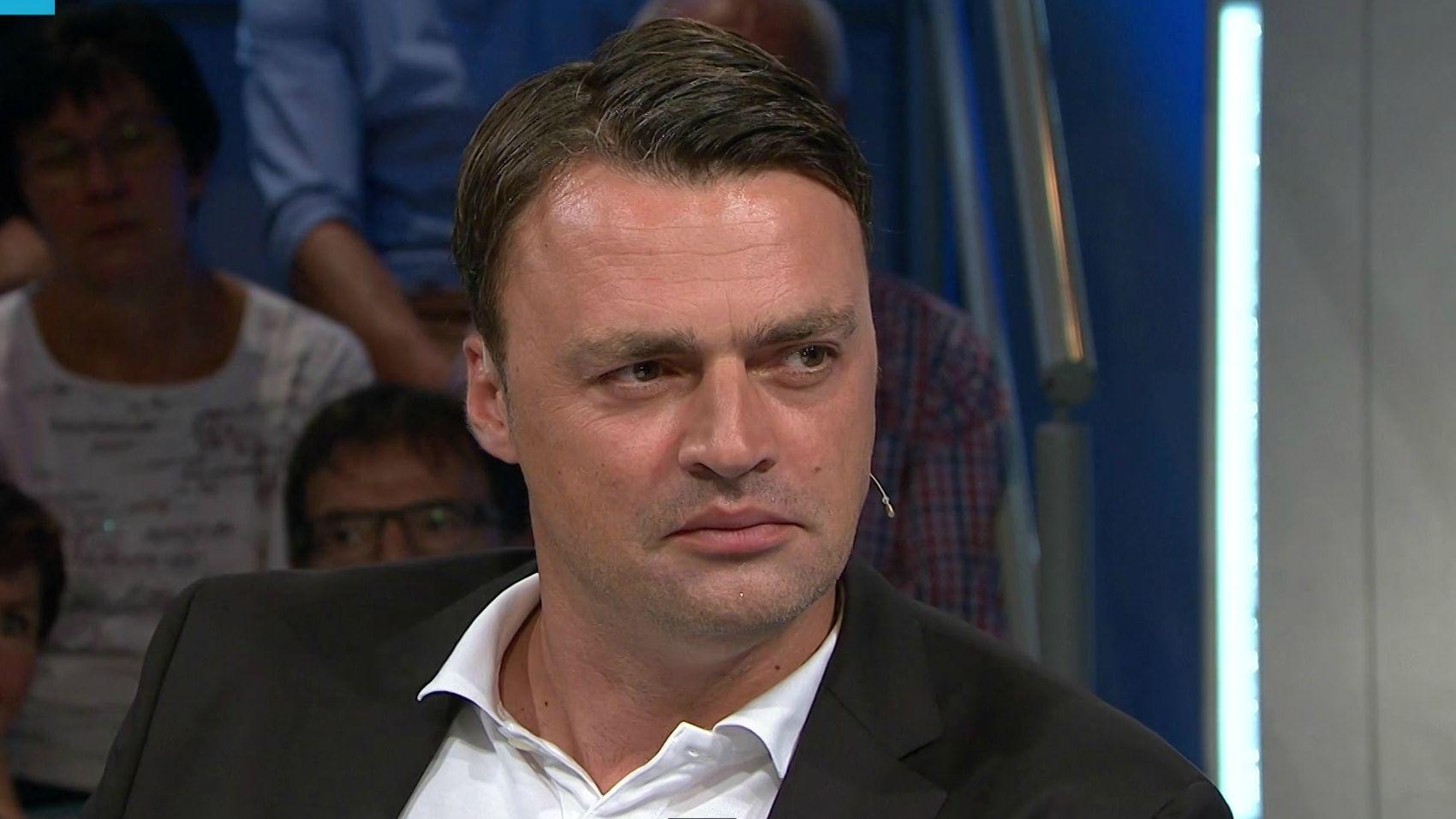 Robert Palikuca, Sportvorstand des 1.FC Nürnberg zu Gast in Blickpunkt Sport