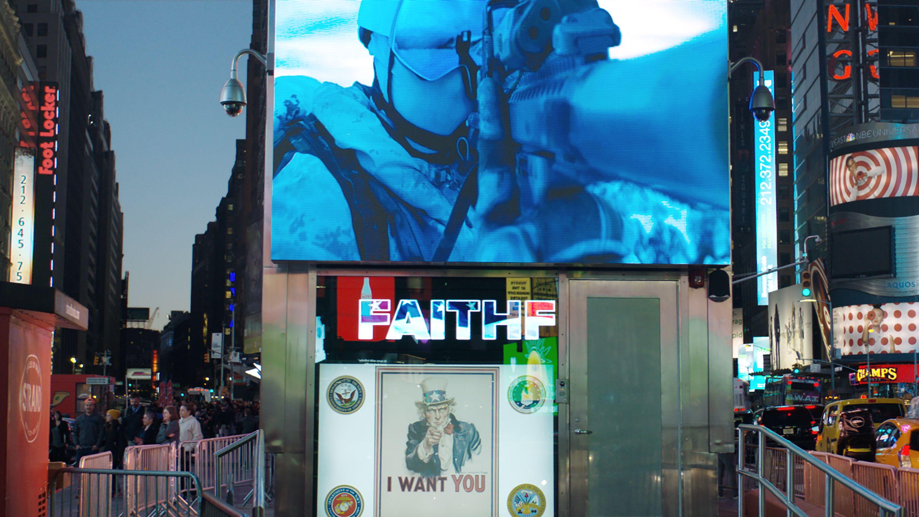 "Der Times Square in New York: Szene aus ""Das Kapital im 21. Jahrhundert"""