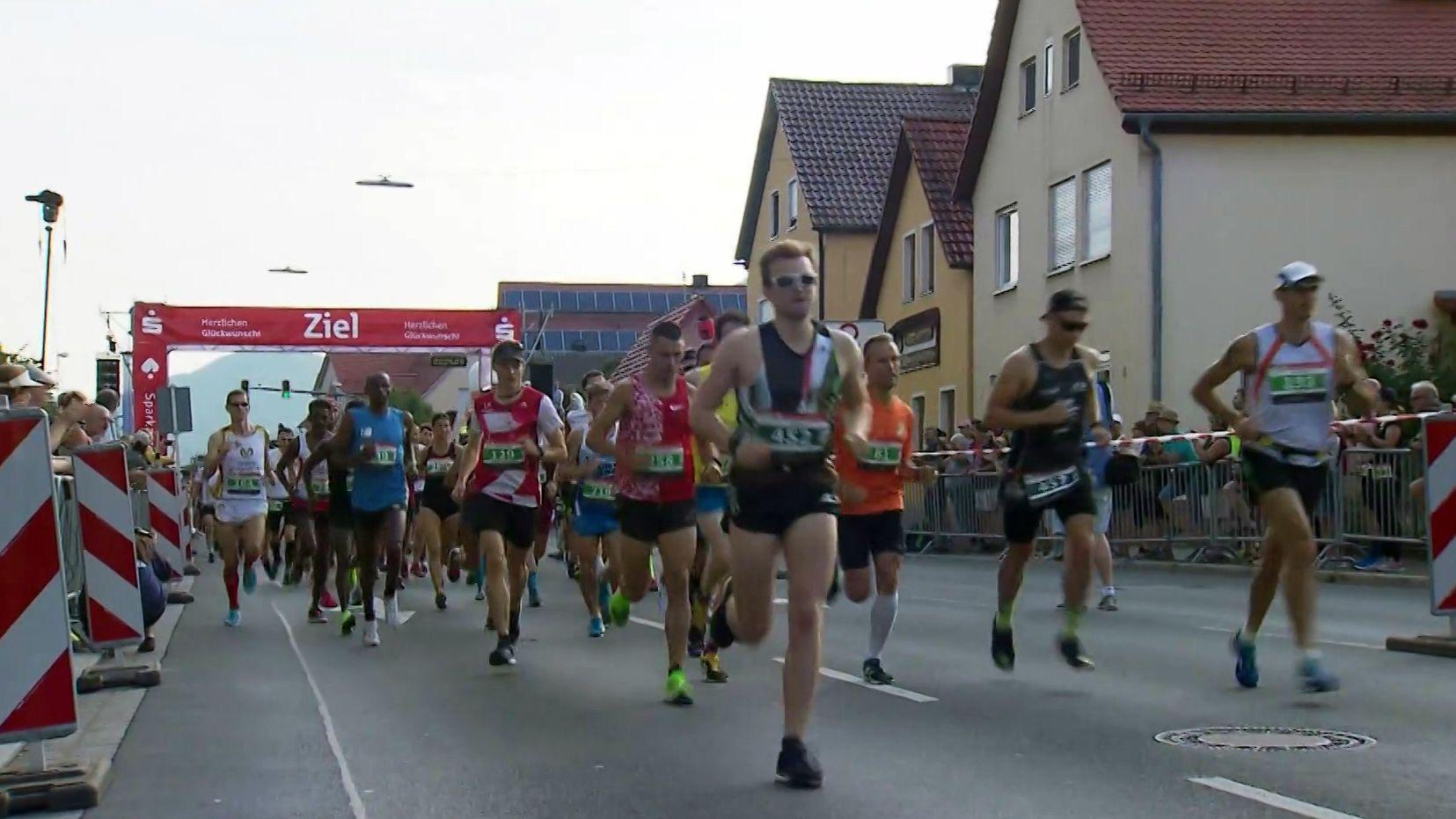 Der 20. Fränkische-Schweiz-Marathon