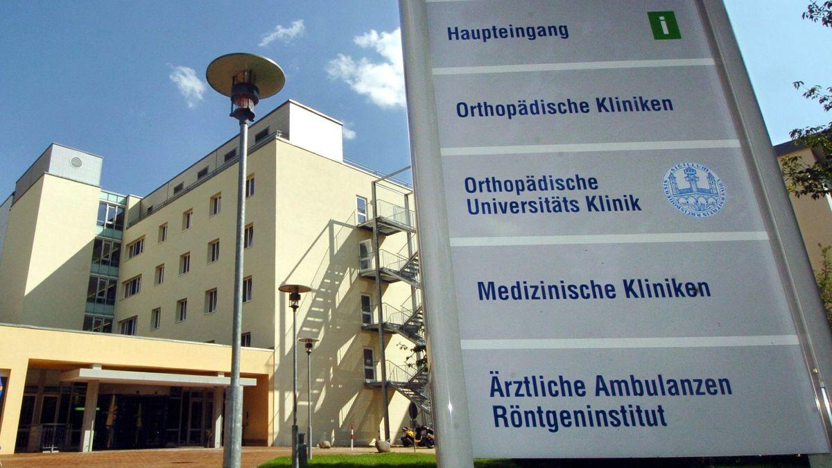 Die Asklepios-Klinik in Bad Abbach