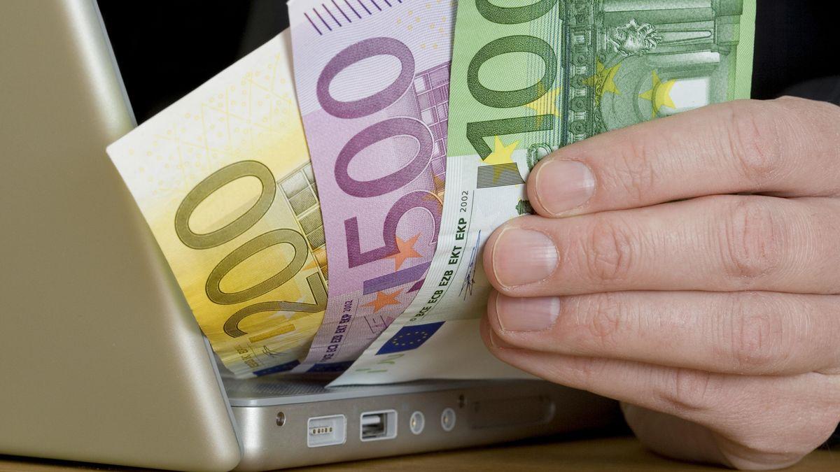 Geld überweisen wird online etwas komplizierter