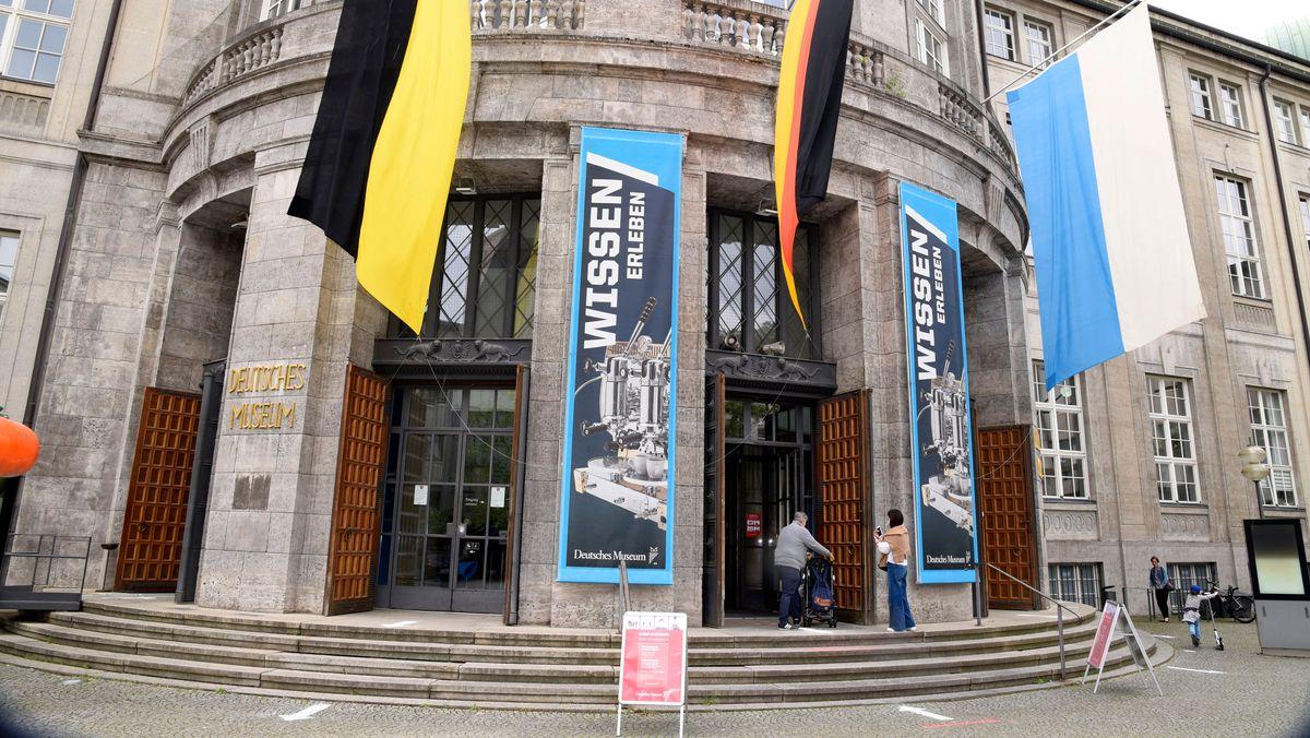 Das Deutsche Museum in München