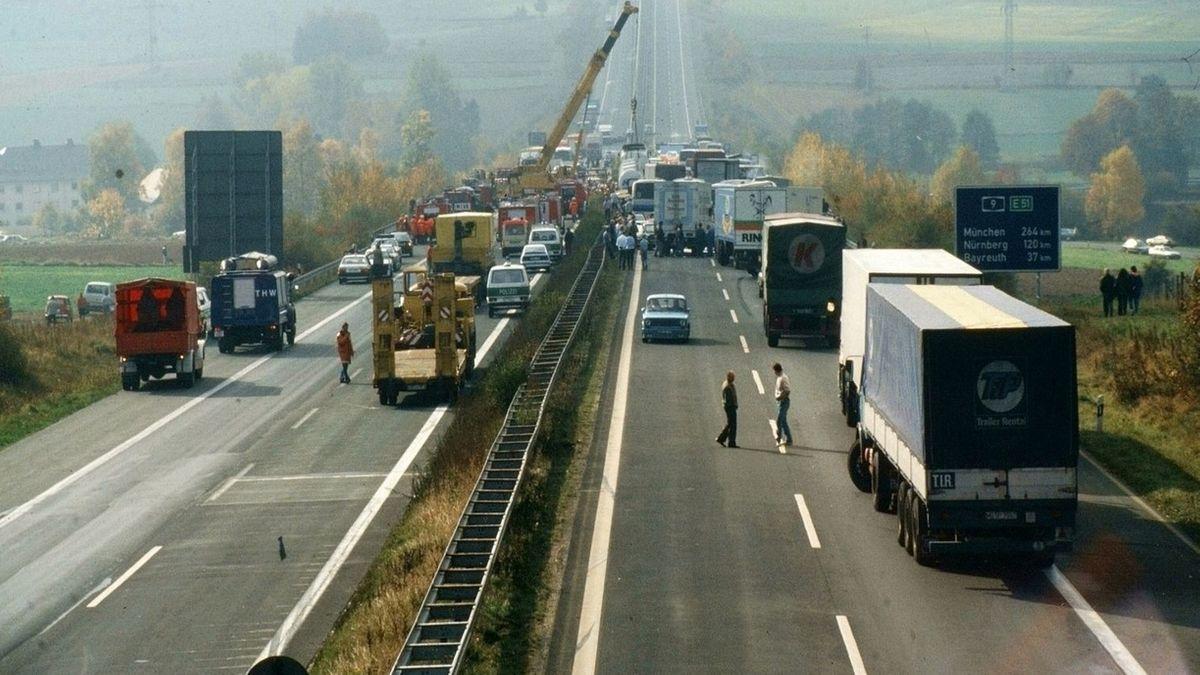 Es ist einer der schwersten Auffahrunfälle in Deutschland.