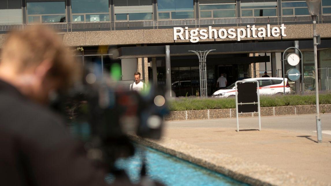 Rigshopitalet in Kopenhagen
