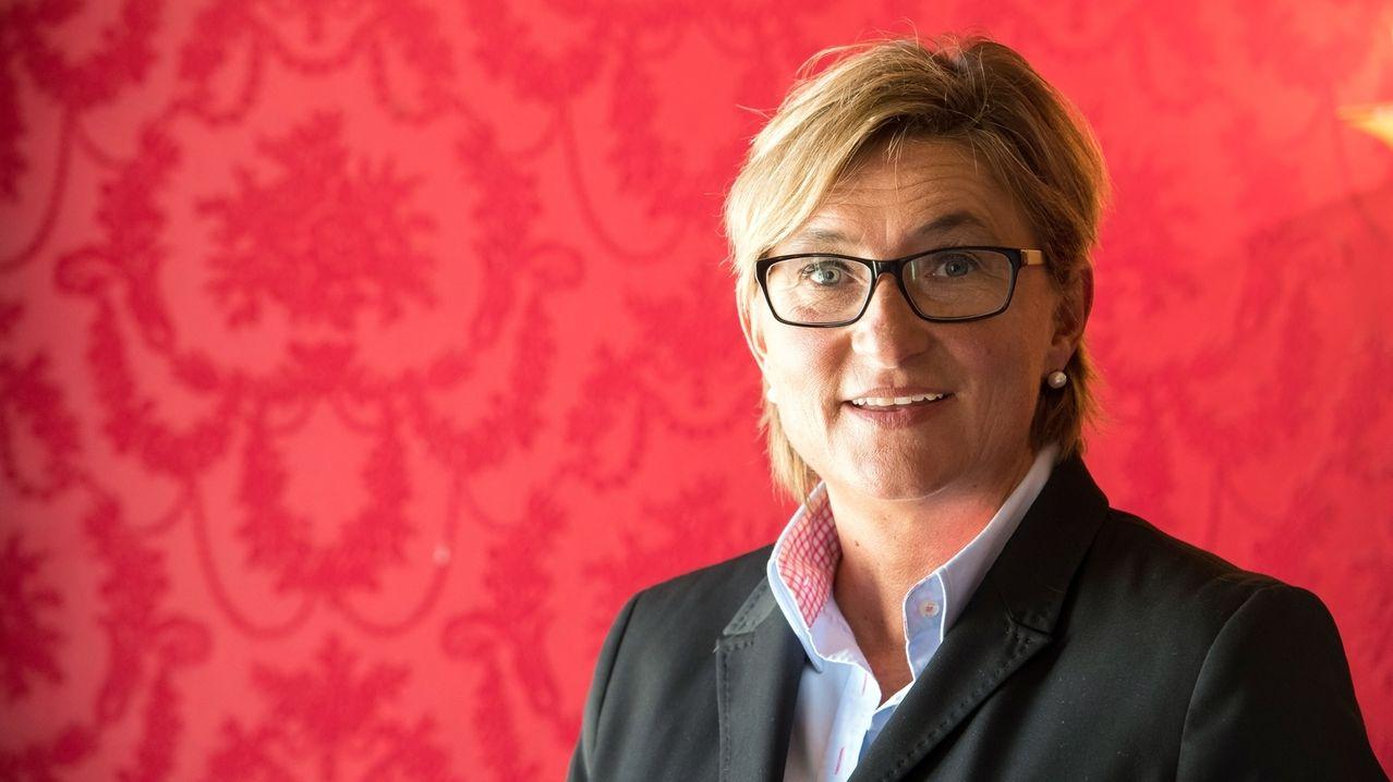 Präsidentin des Bayerischen Lehrer- und Lehrerinnenverbandes (BLLV), Simone Fleischmann