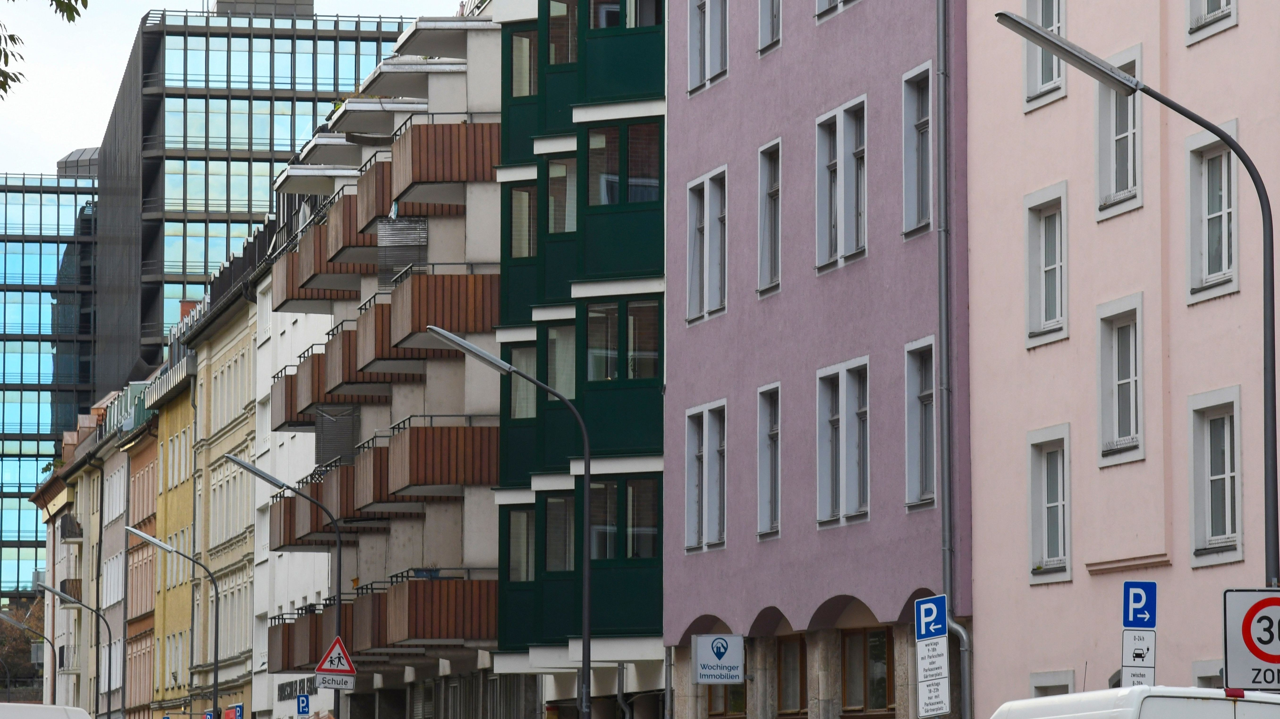 Wohnungen nahe dem Isartor in München