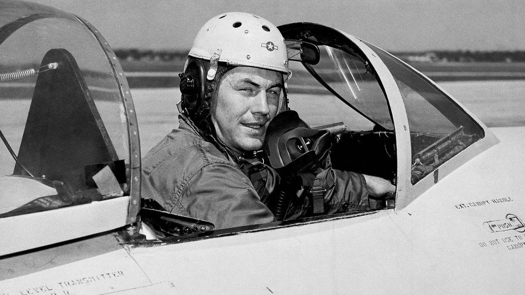 Filmheld und Überschall-Pilot: Chuck Yeager