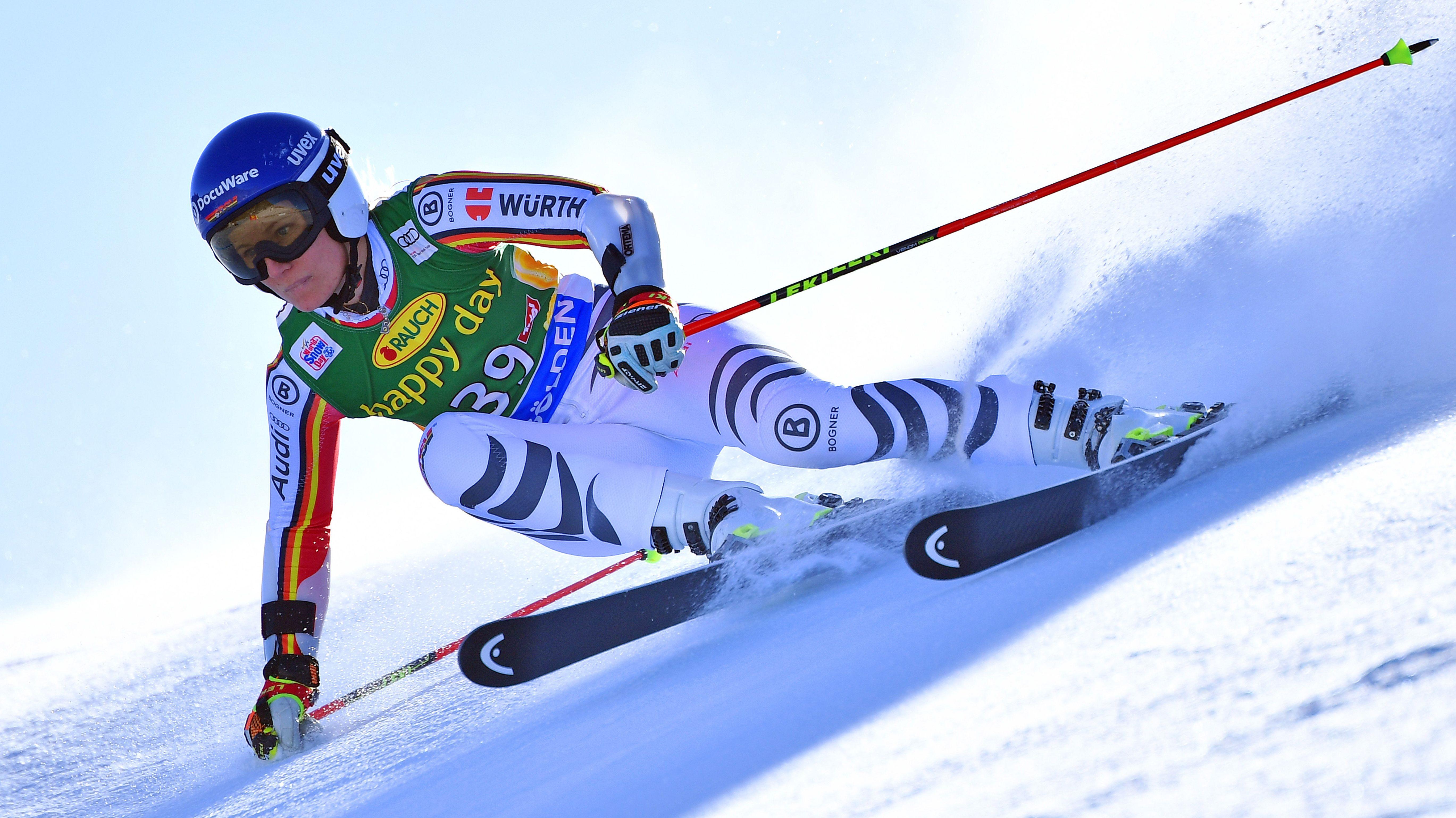Lena Dürr wird Zehnte beim Slalom-Weltcup