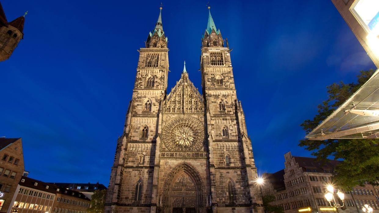 St. Lorenz in Nürnberg