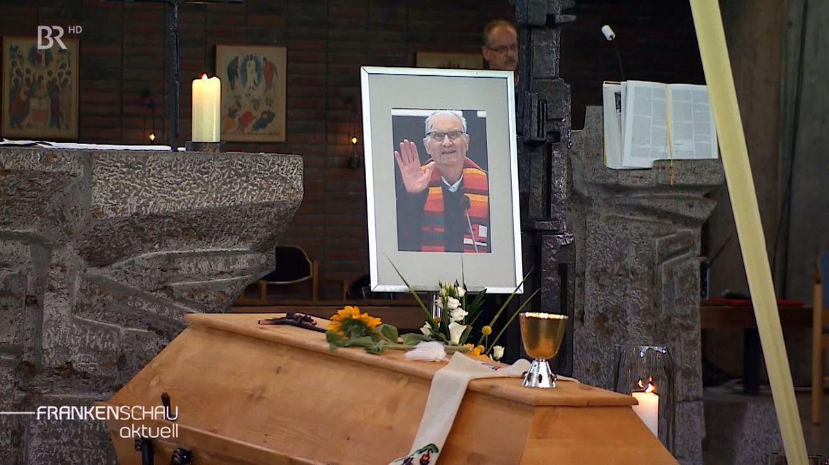Abschied von Pfarrer Roland Breitenbach