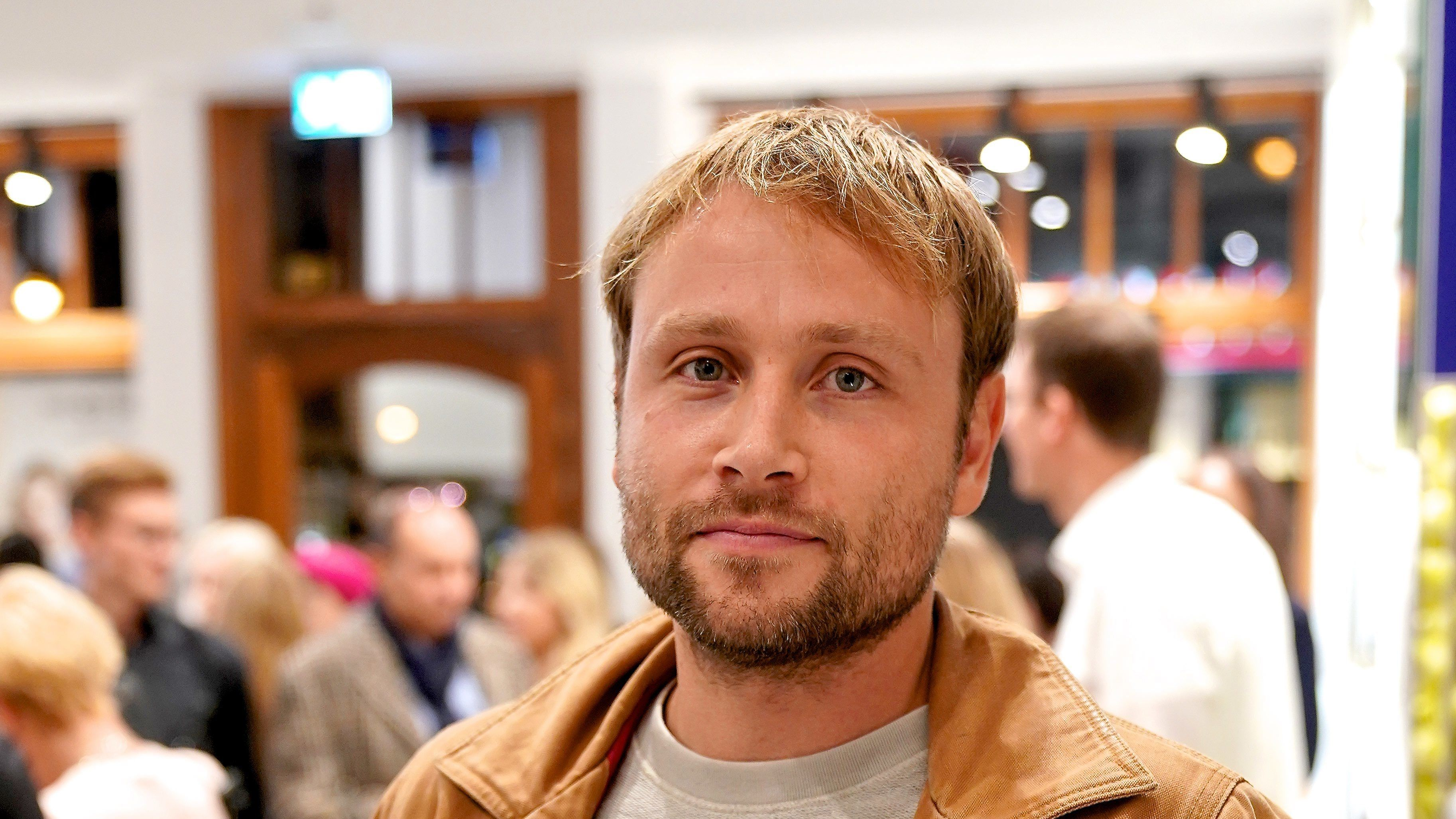 Schauspieler Riemelt