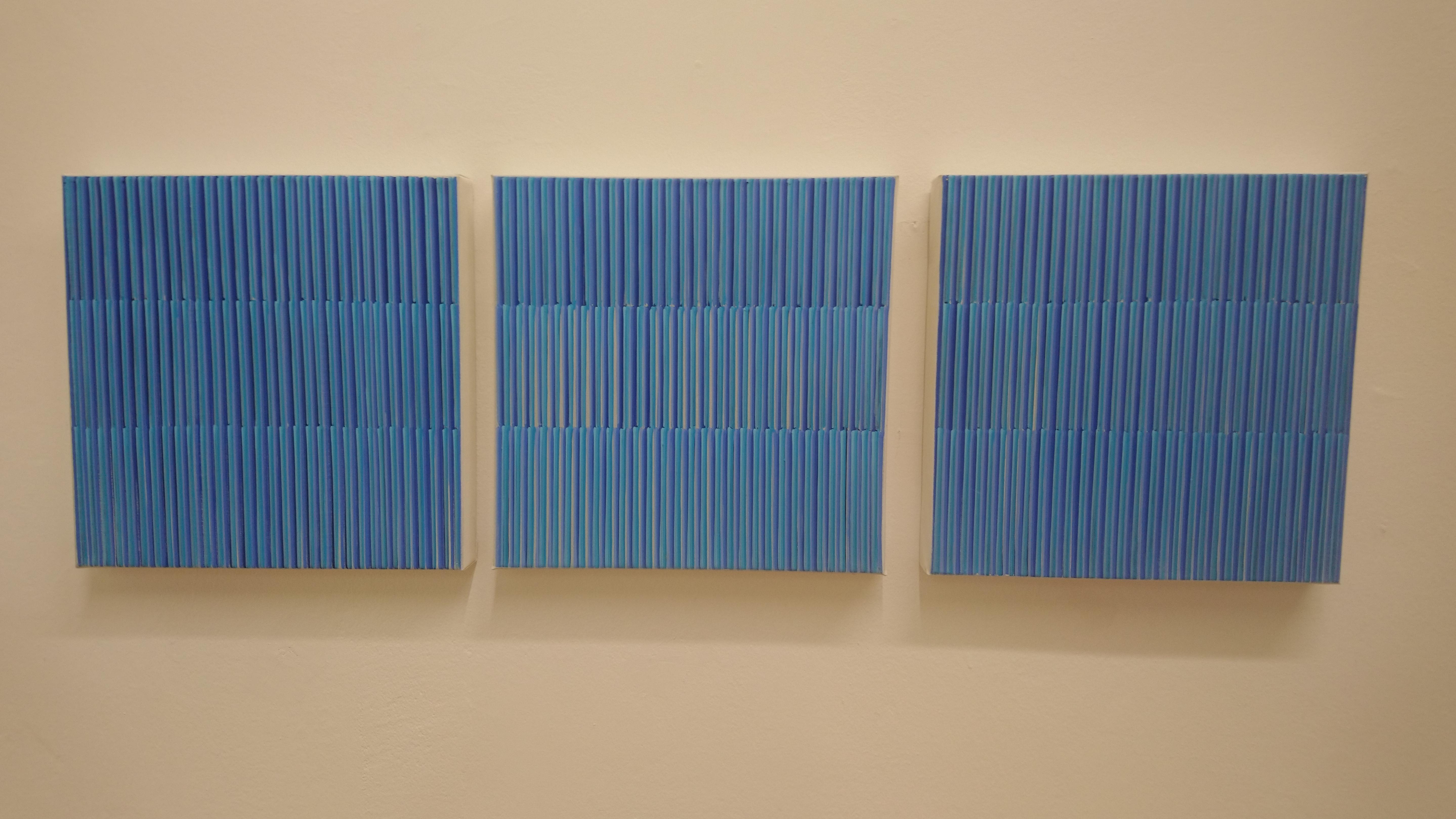 Dieses Kunstwerk wird bei der Großen Ostbayerischen Kunstausstellung ausgestellt.
