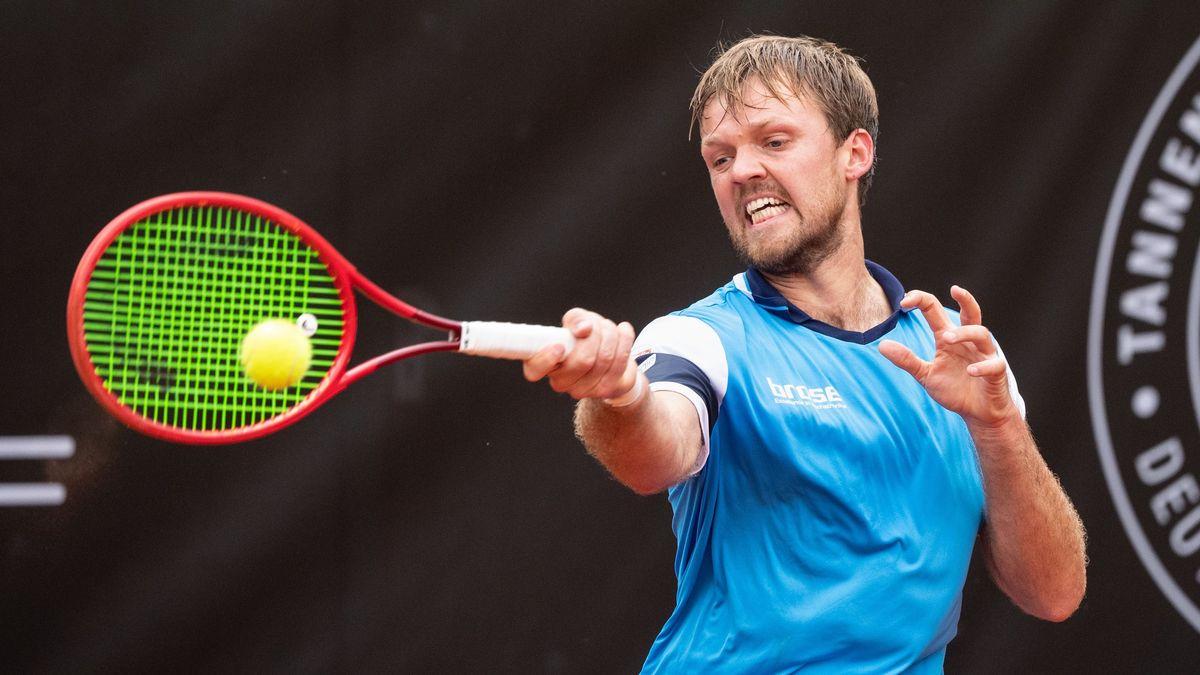 Coburger Tennisprofi Kevin Krawietz